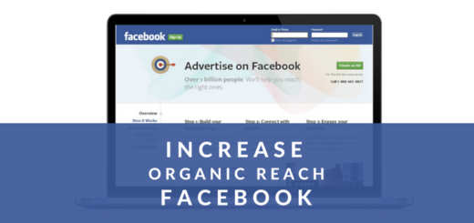 How do I increase organic reach on my new Facebook Business Page?
