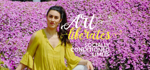 art liberates socially conditioned limits lilia tarawa