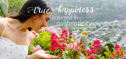 true happiness forged in authenticity